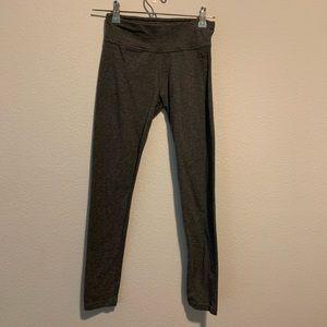Justice Girls leggings grey size 12